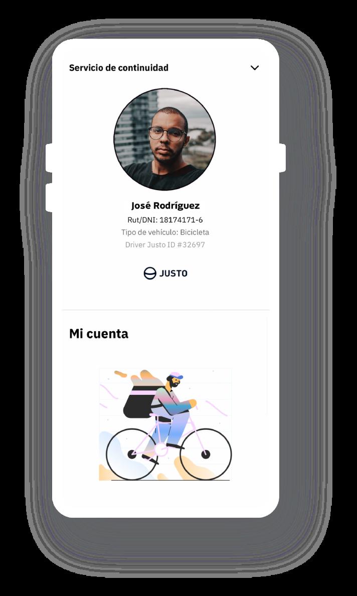 Categorias Justo App